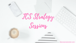 TCS Strategic Sessions