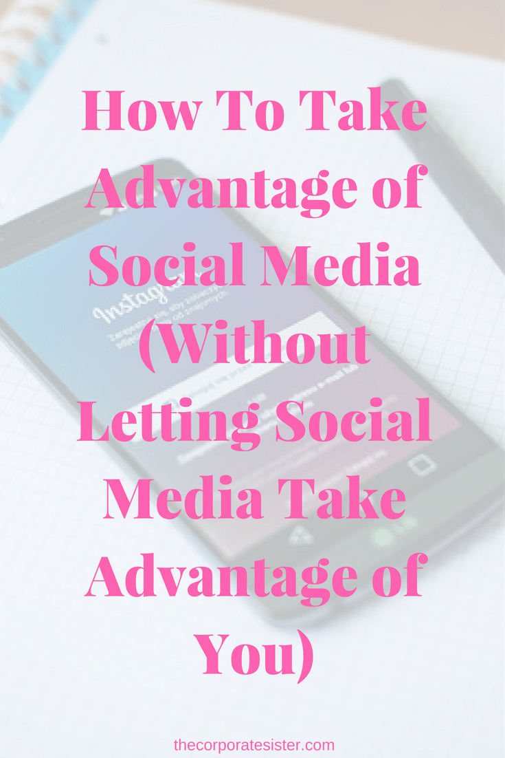 how to leave social media